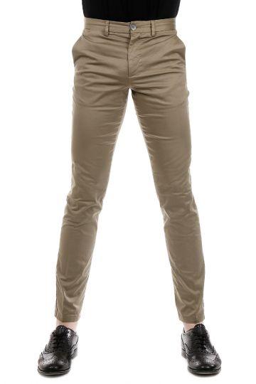 Pantaloni CHINO TAILOR in Cotone Stretch