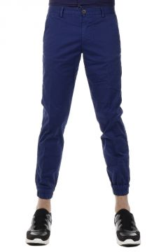 Stretch Cotton SCIESA JOGGER Pants