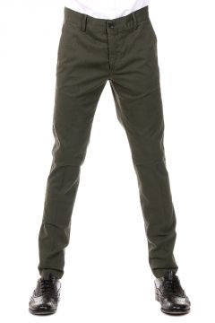 Chino OLMA SEMINO in cotone Stretch