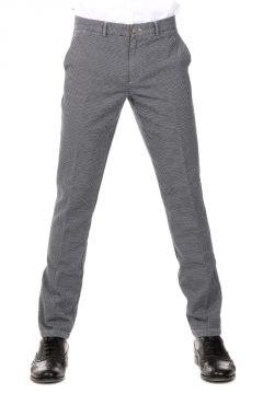 Pantaloni Slim Fit in Cotone