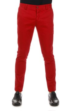 Stretch Cotton OLMA SEMINO Pants