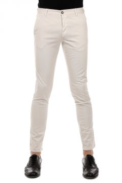 Pantaloni CHINO SLIM in Cotone Stretch