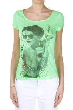 T-Shirt SARA Stampata in Jersey