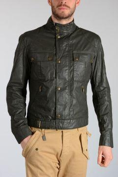 Coated Cotton SIX DAYS BLOUSON Jacket