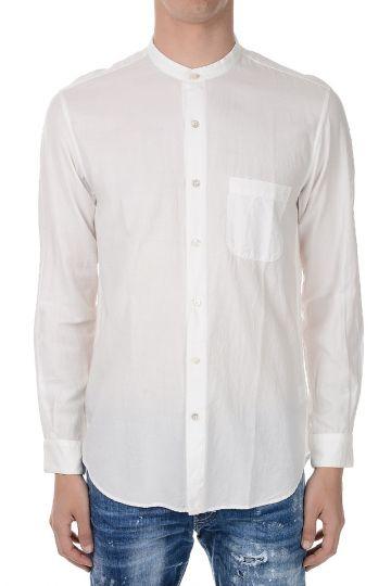 Camicia in Cotone con Taschino