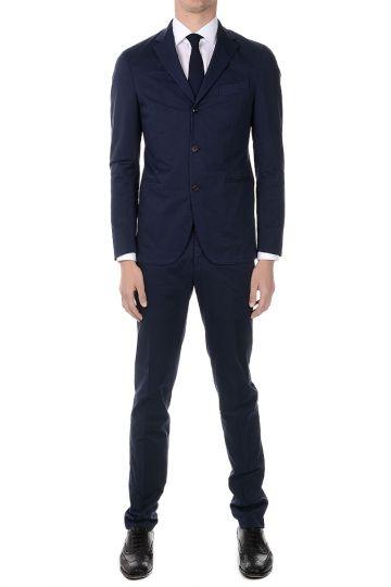 Cotton and Linen Suit