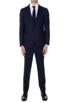 Wool Silk Suit