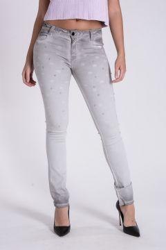 Jeans In Denim Stretch SKINNY EMMA 13 cm