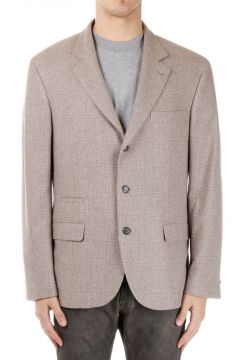 Wool, Silk and Cashmere Blend Jacket