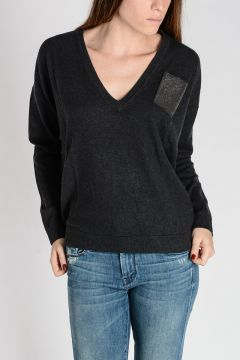 Cashmere & Virgin Wool Sweater