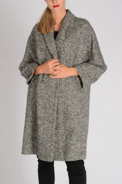 Cashmere Virgin Wool Coat