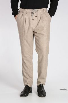 Silk & Wool pants