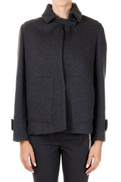 Cashmere And wool Jacket