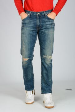 Jeans BOWERY PURE SLIM HOMER in Denim Stretch 19 cm