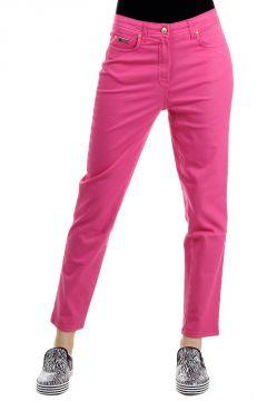 Jeans in cotone elasticizzati
