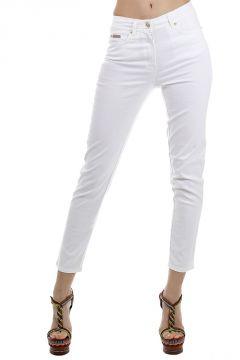 Pantalone Capri Elasticizzato