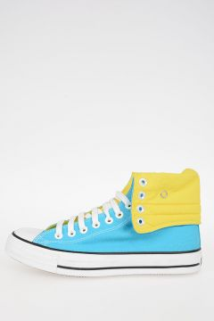Sneakers CHUCK TAYLOR AS SEASONAL KNEE HI in Tessuto