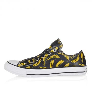 Sneakers ANDY WARHOL in Pelle con Stampa