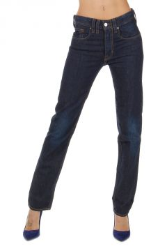 Jeans in denim Touch 17 cm