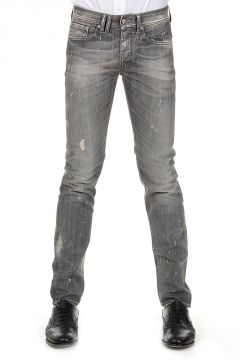 Jeans Skinny Fit in Denim  Stretch 17 cm