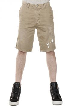 Shorts in Gabardine Stretch