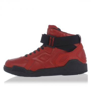 Sneakers Alte BLOCK RED in Pelle