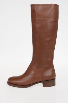 Leather Boots 3.5 cm