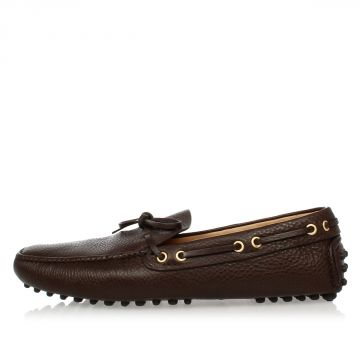 Leather Driving Loafer