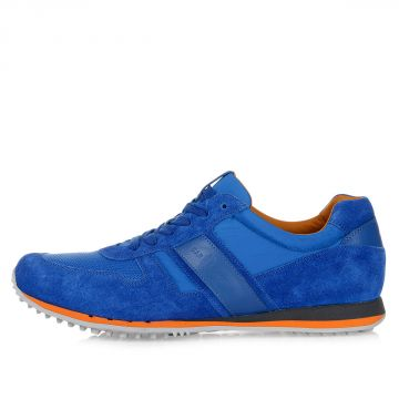 Sneakers in Pelle e Nylon