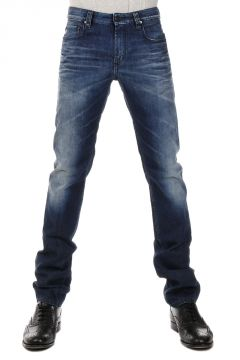 Jeans BLUNT in Denim Delave 19 cm
