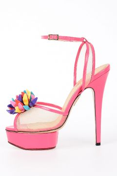 BARBIE 15cm Leather Sandals