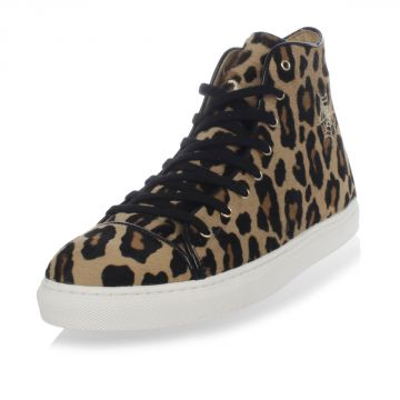 Sneakers Alte LEOPARDATE in Cavallino
