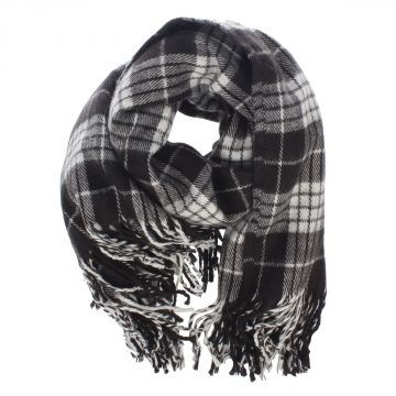 Checked ERICA Scarf