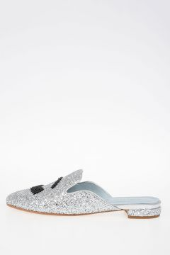 Glittered FLIRTING EYE Slippers