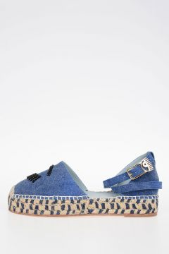 Canvas FLIRTING EYE Espadrillas