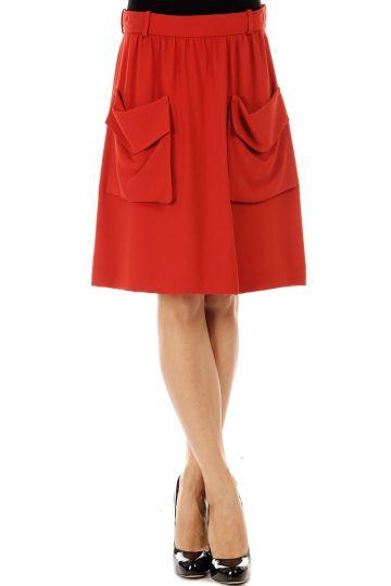 Viscose Blend Skirts