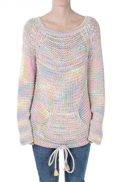 Cotton Blend RAINBOW Sweater