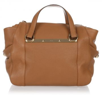 Borsa DINGHY WOOD in pelle a Mano