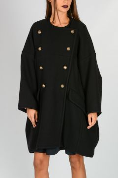 Virgin wool coat MANTEAU