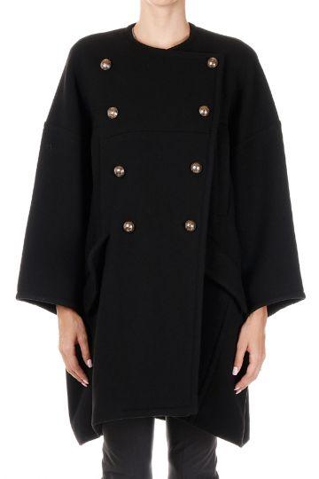 Virgin wool coat MANTEAU