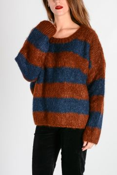 Mohair , Cashmere , Virgin wool Sweater