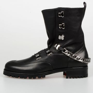 Leather GUARDA Boots