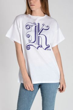Cotton KANE Printed T-Shirt