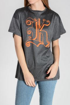 Cotton KANE Printed T-Shirt