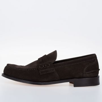 PEMBREY Suede Leather Loafer