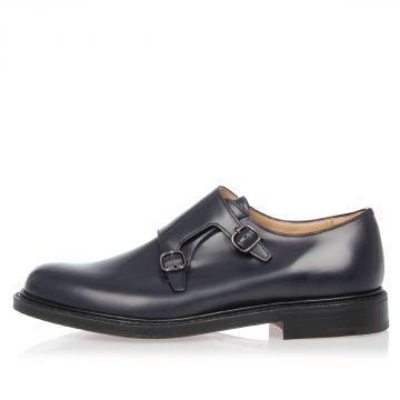 LAMBOURN Polished Binder Derby Shoes