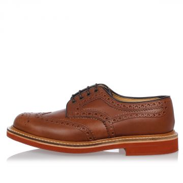 Leather ORBY Derby Shoes