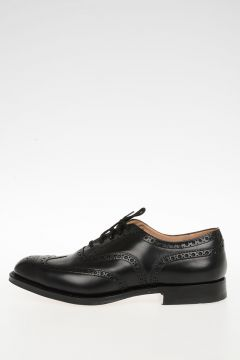 Brogue Leather BURWOOD 81 Oxford Shoes