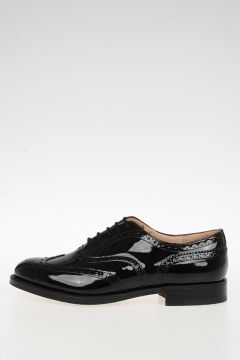 Scarpe Oxford BURWOOD 81 in Vernice Brogue