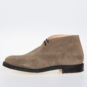 RYDER 81 Suede Leather Ankle Boots
